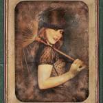 """Steampunk Girl"" by Evanson"