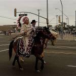 """John Wayne, ""Riders of Destiny,"" 1933, parade"" by davidleeguss"