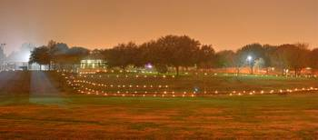 Luminaries in Wells Branch