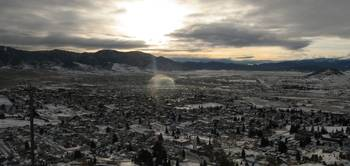 Butte Winter