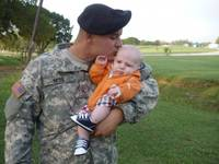 Military Daddy's Homecoming