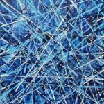 """""""Blue Line 2."""" by Nawroski"""