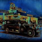 """Homage, John Wayne, ""Rio Grande"" 2, c. 1935"" by davidleeguss"