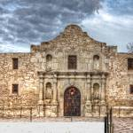 """""""Snow At The Alamo"""" by BeautifullyScene"""