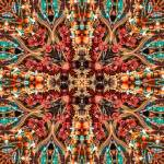 """""""111 newest abstract back cross"""" by LoriMartin"""