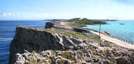 Eleuthera Glass Window Bridge