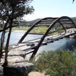 """Lake Austin Pennybacker Bridge over"" by johnfrench"