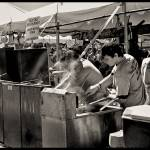 """Hampton Beach Food Festival, New Hampshire,"" by madeline"