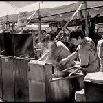 """Hampton Beach Food Festival, New Hampshire,"" by madeline"