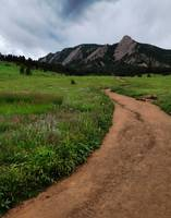 Path to Flatirons 1