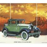 """1928 Willys Knight"" by Proartist"