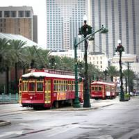 Street Cars in New Orleans