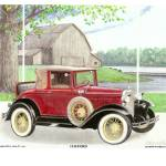 """1930 Ford"" by Proartist"