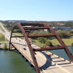 """Austin 360 Bridge"" by johnfrench"