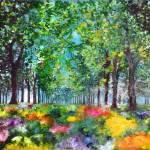 """""""Spring: Flowers"""" by iris"""