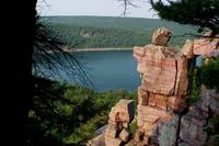 Devils Doorway - Devil's Lake State Park