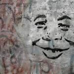 """Homage, Alfred E. Newman mural, ""Dr. T"""" by davidleeguss"