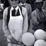 """Baloon man, ""Great White Hope,"" Globe, Arizona"" by davidleeguss"