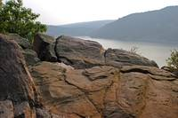 Morning at Devil's Lake