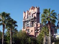Hollywood Tower DisneyWorld