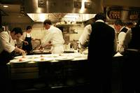 French Laundry Kitchen I