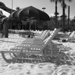 """Beach Chairs 2"" by amberbrockoppphoto"