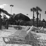 """Beach Chairs"" by amberbrockoppphoto"