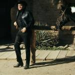 """Homage, ""A Gunfight,"" Johnny Cash & horse"" by davidleeguss"