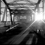 """Nashville Pedestrian Bridge"" by framedartprint"