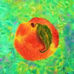 """Peachy"" by alwhitney"