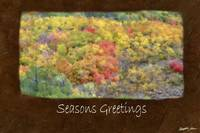 Jean Autumn Leaves 2 Seasons Greetings