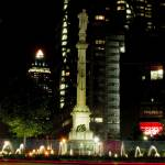 """Columbus Circle"" by albinotrout"