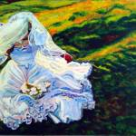 """Wedding Dress"" by CDarleneCollins"