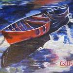 """""""Red Boats"""" by CDarleneCollins"""