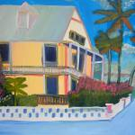 """key west house"" by psychebabel"