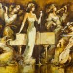 """Musicians"" by arartplatform"