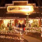 """""""Christmas Light Display"""" by Klookhart"""