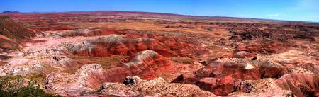 Painted Desert Tawa Point Panorama (C1 59-62-63)