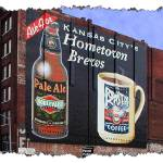 """Hometown Brews Building Signage"" by BKap"