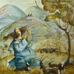 """Shepherdess"" by arartplatform"