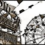 """Wonder Wheel - Brooklyn, New York"" by madeline"