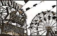 Wonder Wheel - Brooklyn, New York