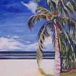 """Coconut Palm"" by CDarleneCollins"