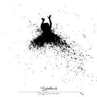 Splattered Art Prints & Posters by Dimitri Marshall