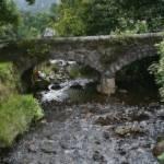 """Stone Bridge Glendalough"" by samisart"