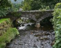 Stone Bridge Glendalough