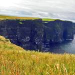 """Cliffs of Moher"" by samisart"