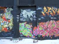 Montreal Graffiti 3