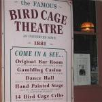 """Theater homage, John Wayne poster, Birdcage"" by davidleeguss"