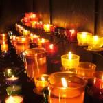 """prayer candles"" by gina_has_eyes"